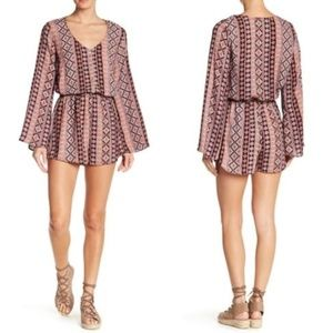 SHOW ME YOUR MUMU Rocks Romper NEW